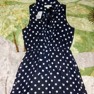 Forever21 NWT Polka Dot Dress